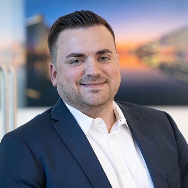 Teamleiter der Steuerberaterkanzlei in Duisburg